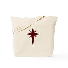 Christmas Star Tote Bag