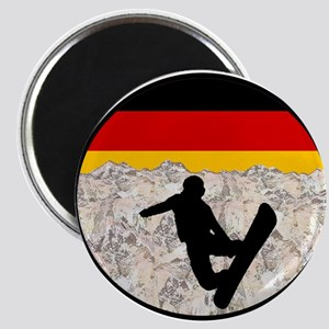 GERMAN RIDER Magnets