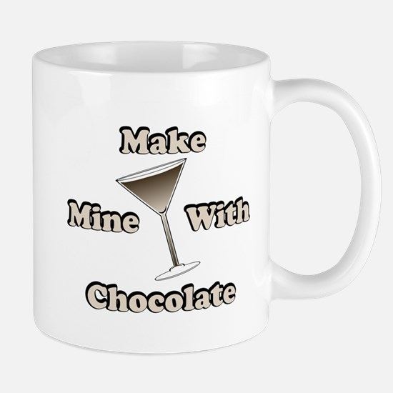 Chocolate Martini Mug