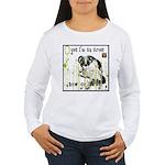 Cat Aries Women's Long Sleeve T-Shirt