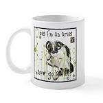 Cat Aries Mug