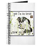 Cat Aries Journal