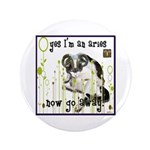 """Cat Aries 3.5"""" Button (100 pack)"""