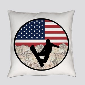 AMERICAN RIDER Everyday Pillow
