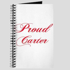 Proud Carter Journal