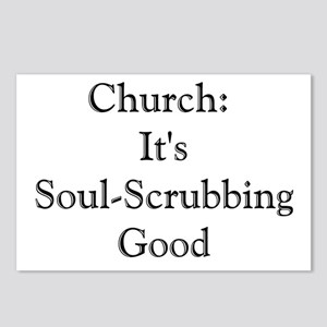 Church Postcards (Package of 8)