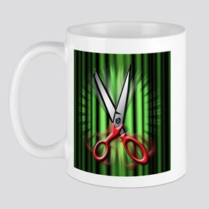 scissors Mug