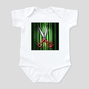 scissors Infant Bodysuit