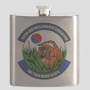 607th AIS Flask
