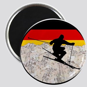 GERMAN HEIGHTS Magnets