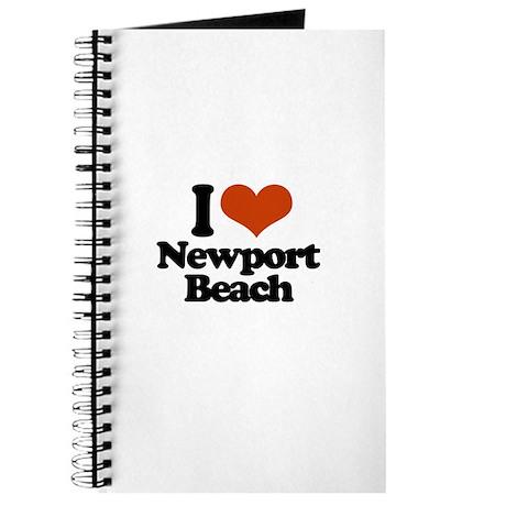 I Love Newport Beach ~ Journal