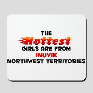 Hot Girls: Inuvik, NT Mousepad