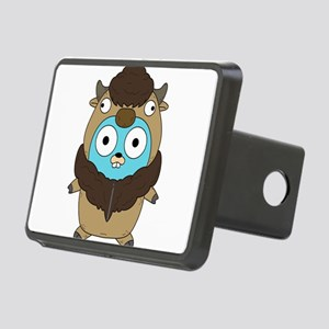Buffalo Gopher Only Rectangular Hitch Cover