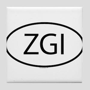 ZGI Tile Coaster