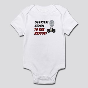 Aidan to the Rescue! Infant Bodysuit