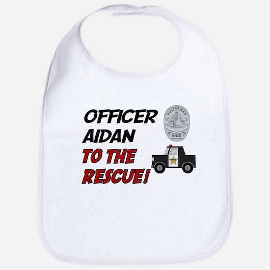 Aidan to the Rescue! Bib