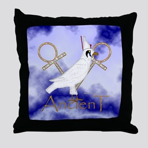 Horus Ancient Throw Pillow