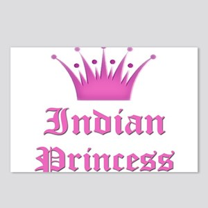 Indian Princess Postcards (Package of 8)