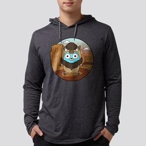 Buffalo Gopher in Desert Long Sleeve T-Shirt