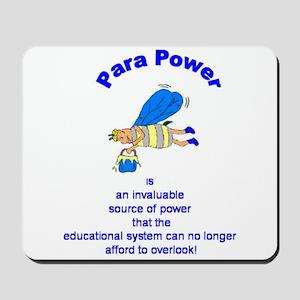 Para Power Mousepad