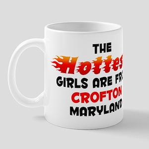 Hot Girls: Crofton, MD Mug