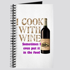 Wine Cook Journal
