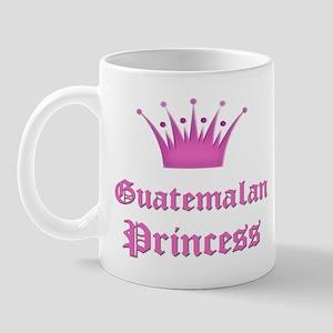Guatemalan Princess Mug