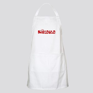 Mikaela Love Design Light Apron
