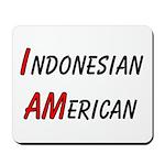 Indonesian American Mousepad