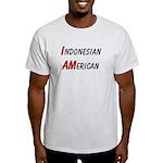 Indonesian American Light T-Shirt