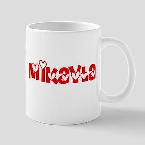 Mikayla Love Design Mugs