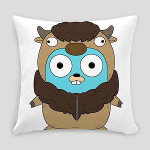 Buffalo Gopher Everyday Pillow