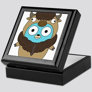 Buffalo Gopher Keepsake Box