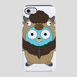 Buffalo Gopher iPhone 8/7 Tough Case
