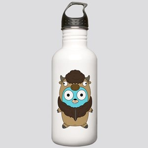 Buffalo Gopher Stainless Water Bottle 1.0L