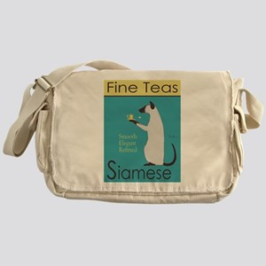 Siamese Fine Teas Messenger Bag