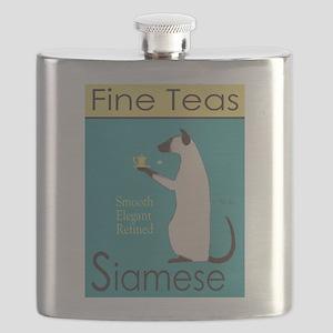 Siamese Fine Teas Flask