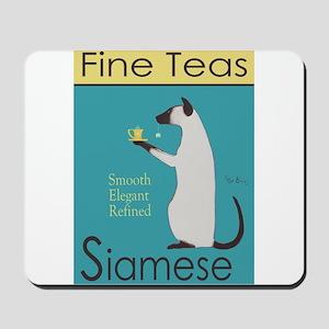Siamese Fine Teas Mousepad
