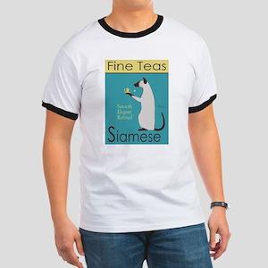 Siamese Fine Teas Ringer T