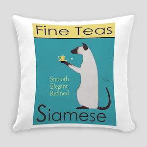 Siamese Fine Teas Everyday Pillow