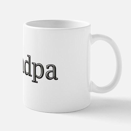 Grandpa steel CLICK TO VIEW Mug