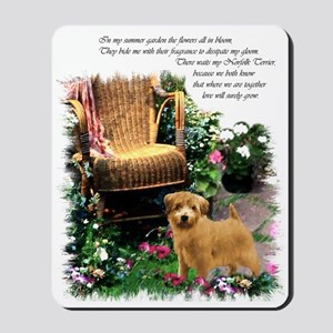 Norfolk Terrier Art Mousepad