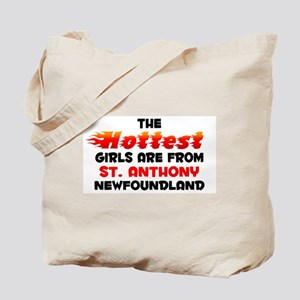 Hot Girls: St. Anthony, NF Tote Bag