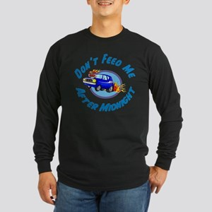 Gremlin Long Sleeve Dark T-Shirt