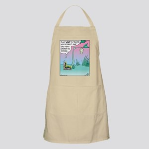 Caterpillar Dating Cocoon BBQ Apron