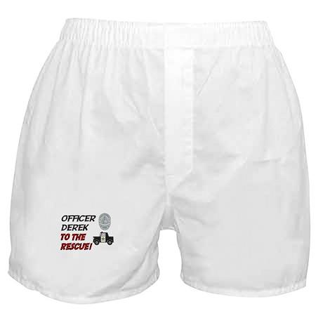 Derek to the Rescue! Boxer Shorts