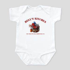 Hells Kitchen Infant Bodysuit