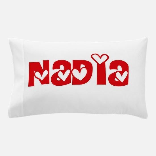 Nadia Love Design Pillow Case