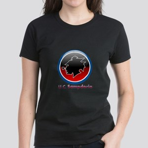 Sampdoria Women's Dark T-Shirt
