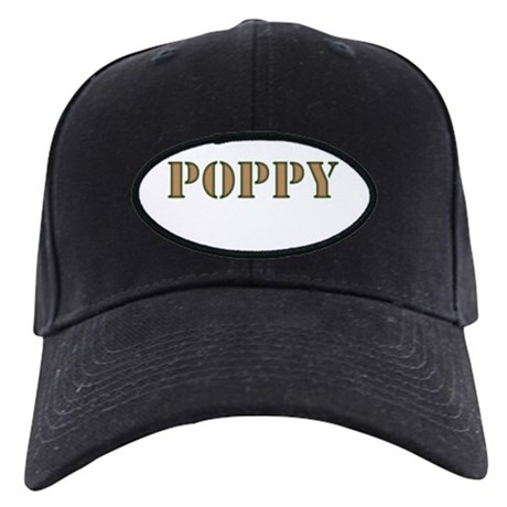 click to view Poppy Black Cap